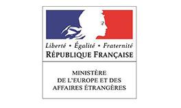 logo ministère de l\'Europe